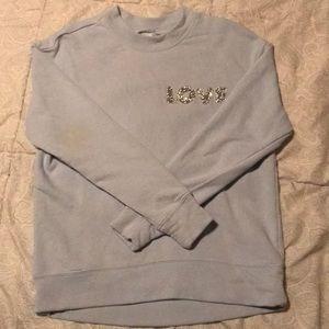 H&M love sweater